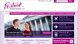 Prestwick website