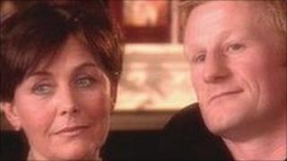 Denise and Colin Hendry
