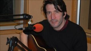 Louis Eliot in BBC Radio Cornwall