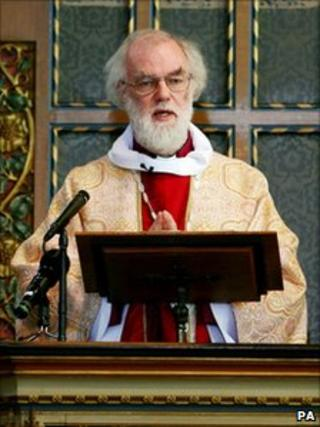 Dr Rowan Williams