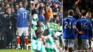 Images Old Firm unite over anti-bigotry plan after summit - BBC News 1