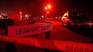 Legahory court, Craigavon