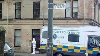 Medwyn Street scene