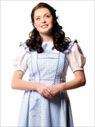 Sophie Evans as Dorothy