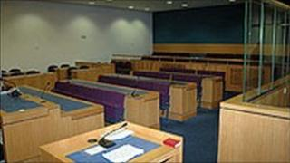 Crown Courtroom