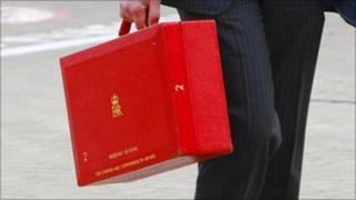 Ministerial red box
