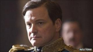 Colin Firth in The King's Speech, partly funded by the Film Council
