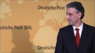 Deutsche Post Frank Appel