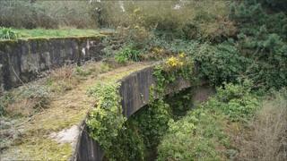 Batterie Mirus in Guernsey