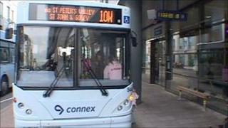 Jersey bus