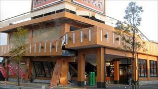 Koriyama city, photo: Ryan MacDonald