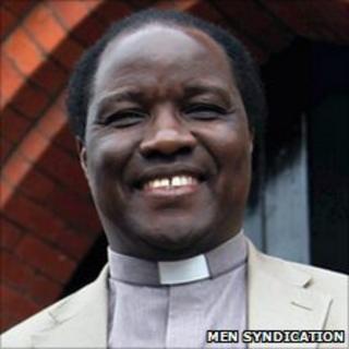 Reverend Canon Dr John Magumba