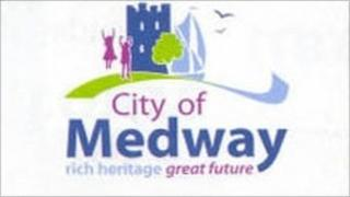 Part of the leaflet promoting Medway