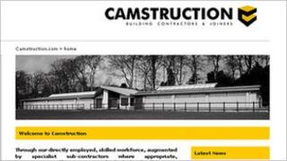 Camstruction website