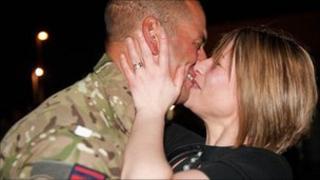22 Engineer Regiment returns to UK