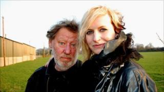Martin Rushent and Amy Barton