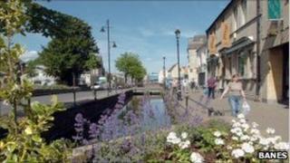 Midsomer Norton High Street