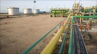 Pipeline in Egypt