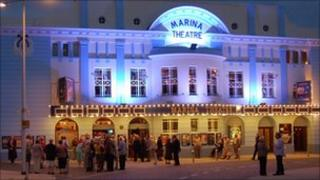 Marina Theatre, Lowestoft