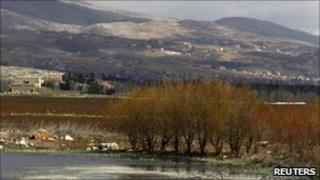 Bekaa Valley - file photo (8 March 2011)