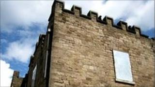 Boston Castle, Rotherham