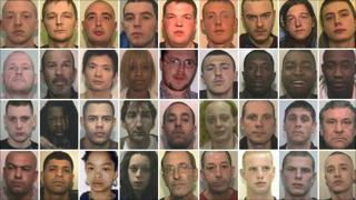 Greater Manchester Police GMP) most wanted