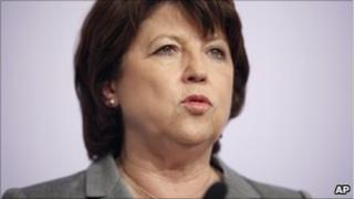 Martine Aubry, French Socialist leader