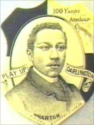 Arthur Wharton