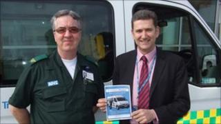 The Broomfield Hospital 'hopper bus'