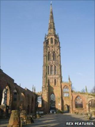St Michael's Cathedral, Coventry