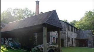 The Stott Park Bobbin Mill