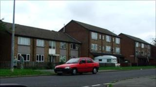 Westcliff Estate, Scunthorpe