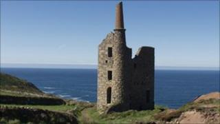 Botallack Mine in the St Just Mining District Pic: Ben Way