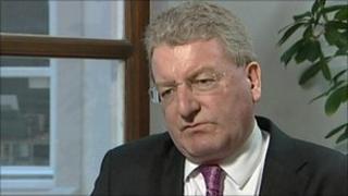 Audit Commission chairman Michael O'Higgins