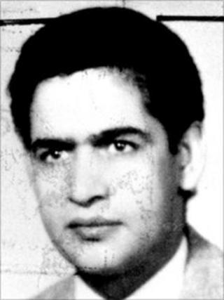 Undated file photo of Jordanian Nezar Hindawi