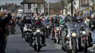 Ride of Respect