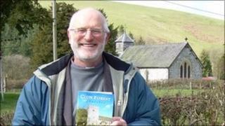 The Reverend Norman Morris in Ratlinghope