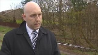 Det Insp Phil Gachagan, of Lothian and Borders Police