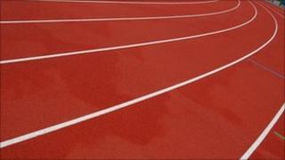 Crystal Palace running track