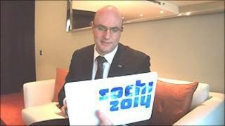 Sochi 2014 Winter Olympics president and chief executive Dmitry Chernyshenko