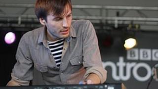 Club Smith keyboard player Neil Clark