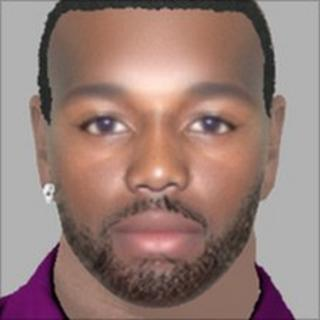 E-fit of robbery suspect