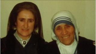 Mother Teresa Northern Ireland