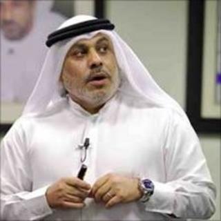Nasser bin Ghaith (Photo: Dubai School of Government)