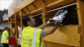 Bryson Recycling