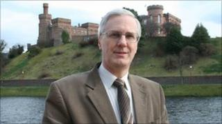 Dr Donald Boyd, Scottish Christian Party leader