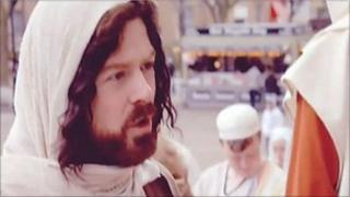 Jog Maher as Jesus