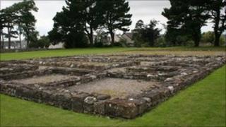 Segontium Roman Fort
