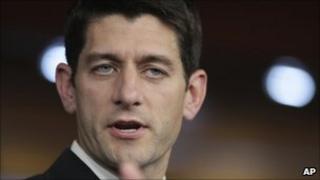 House Budget Committee Chairman Paul Ryan