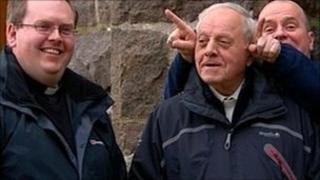 Barra priests